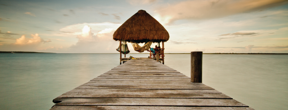 Escape to secluded tropical beaches to explore flamingos and other exotic wildlife.