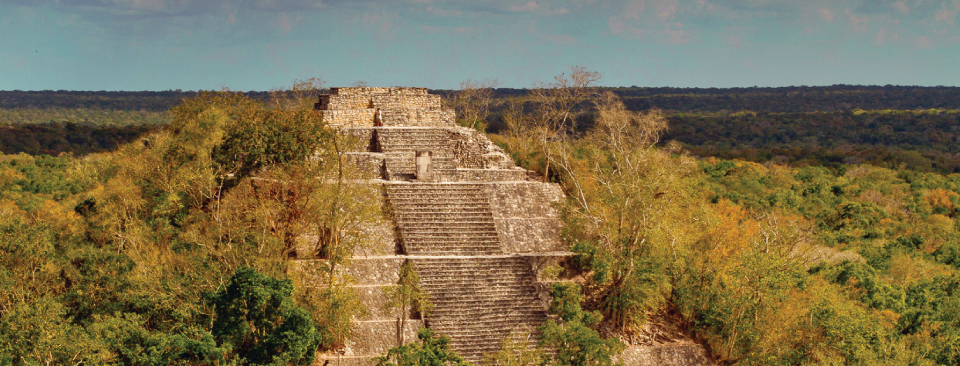 Trek across the Mayan world and see the ancient wonders on one of our exclusive tours.