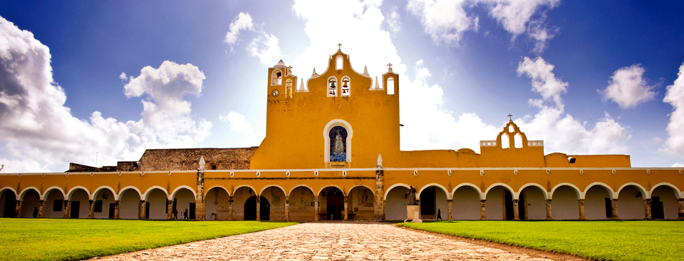 Flanked by the stunning white beaches of Mexico's Gulf Coast and dotted with the grand haciendas of Mexico's past, the Yucatán Peninsula offers unique treasures for every traveler to explore